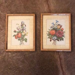 Vintage botanicals!